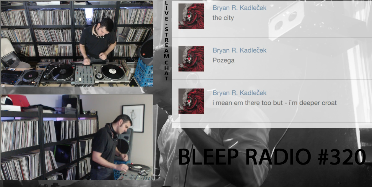 Bleep Radio #320 by Trevor Wilkes