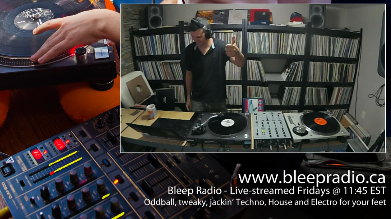 Bleep Radio #336 by Trevor Wilkes