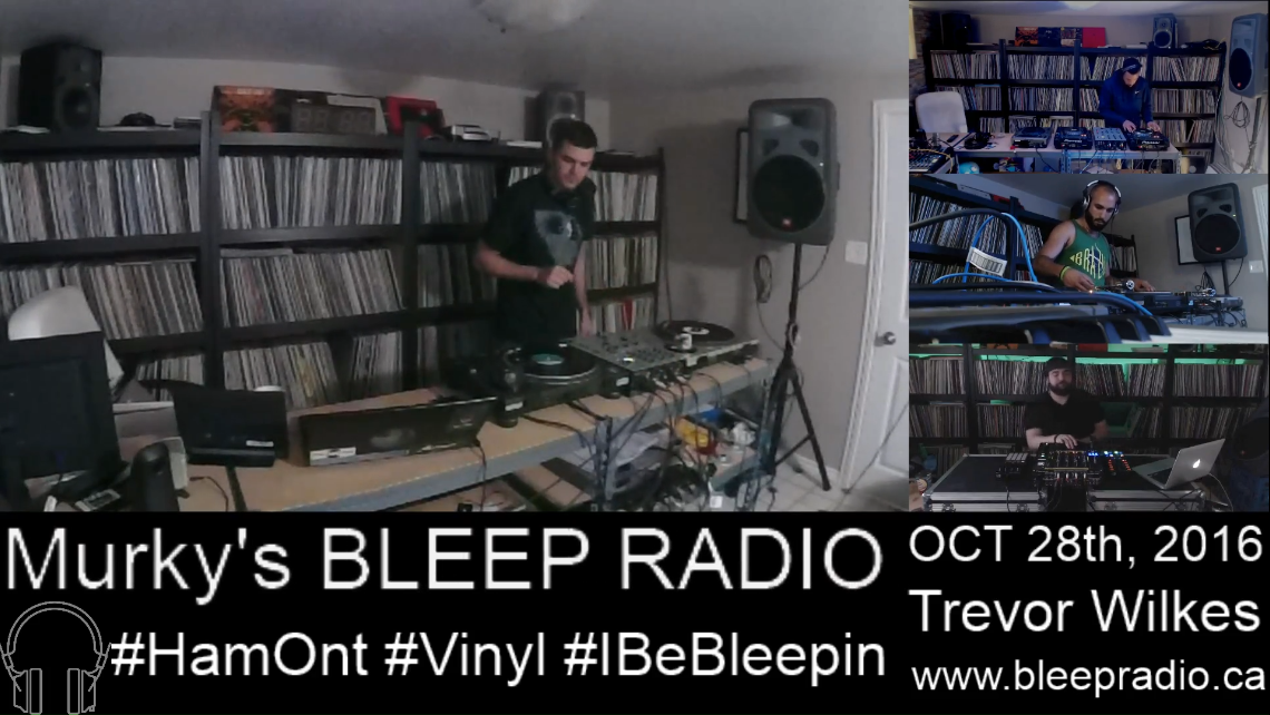 Bleep Radio #340 by Trevor Wilkes
