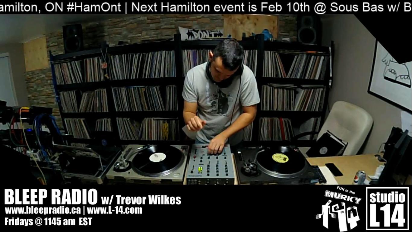 Jan 14, 2018 Live-stream w/ Trevor Wilkes
