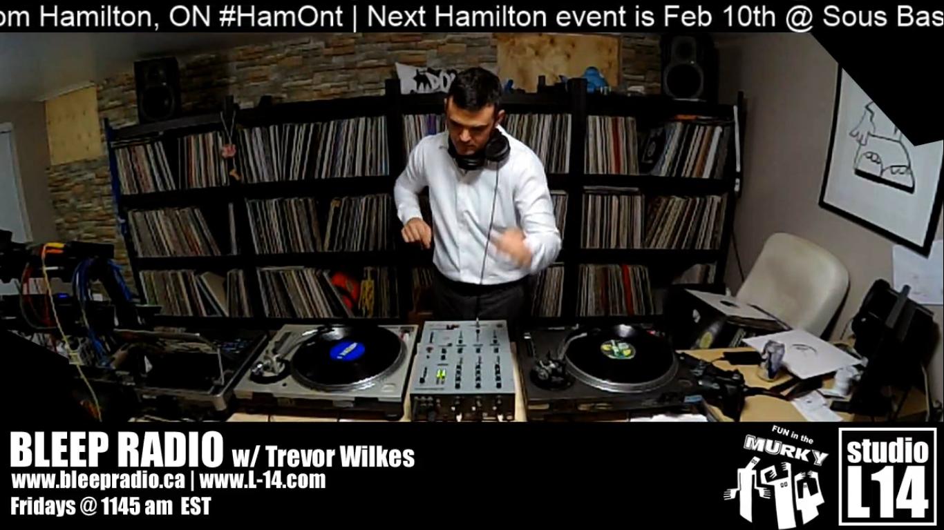 Jan 26, 2018 Live-stream w/ Trevor Wilkes