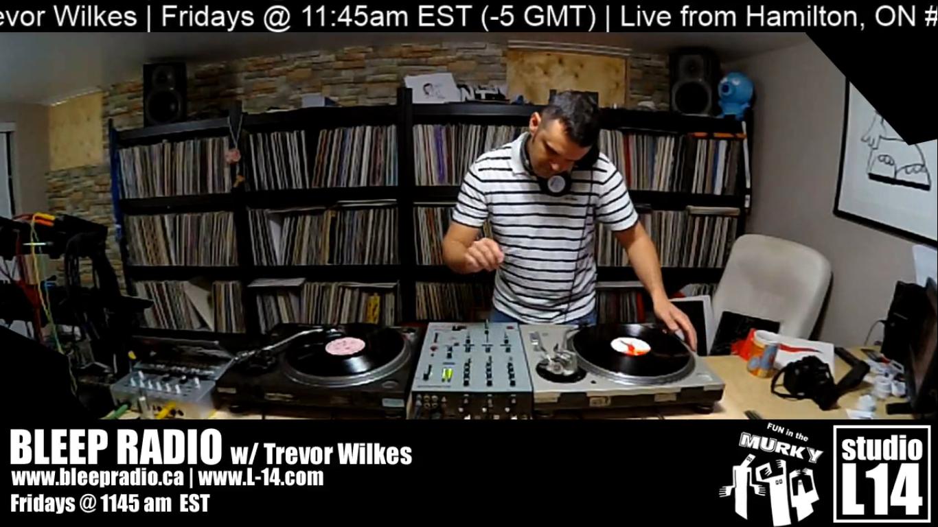 Apr. 6th, 2018 Live-stream w/ Trevor Wilkes