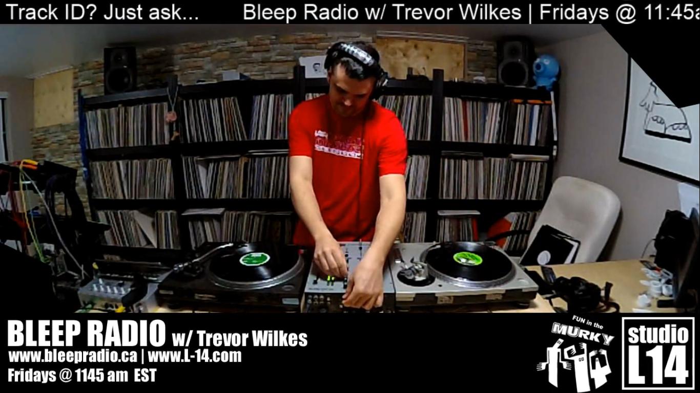 Apr. 8th, 2018 Live-stream w/ Trevor Wilkes