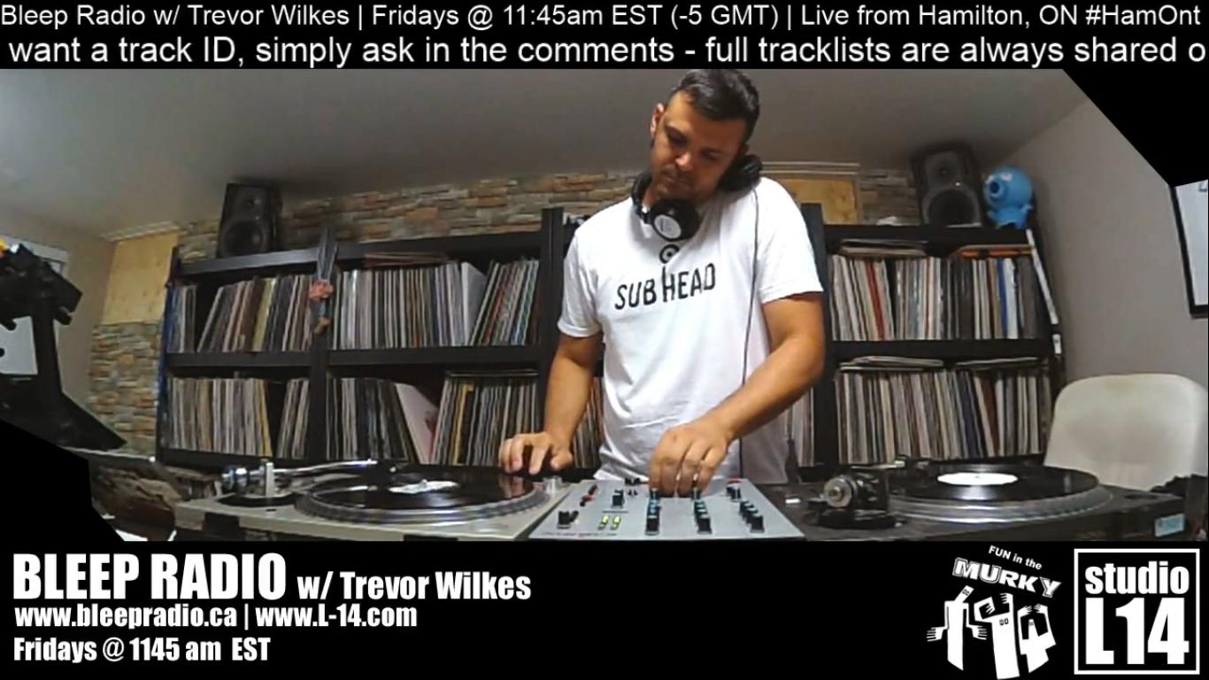 August 3rd, 2018 Live-stream w/ Trevor Wilkes
