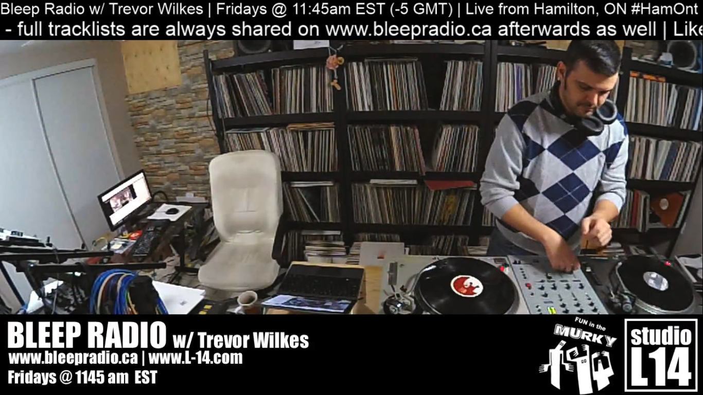 Bleep Radio #383 w/ Trevor Wilkes – Feb. 1st, 2019