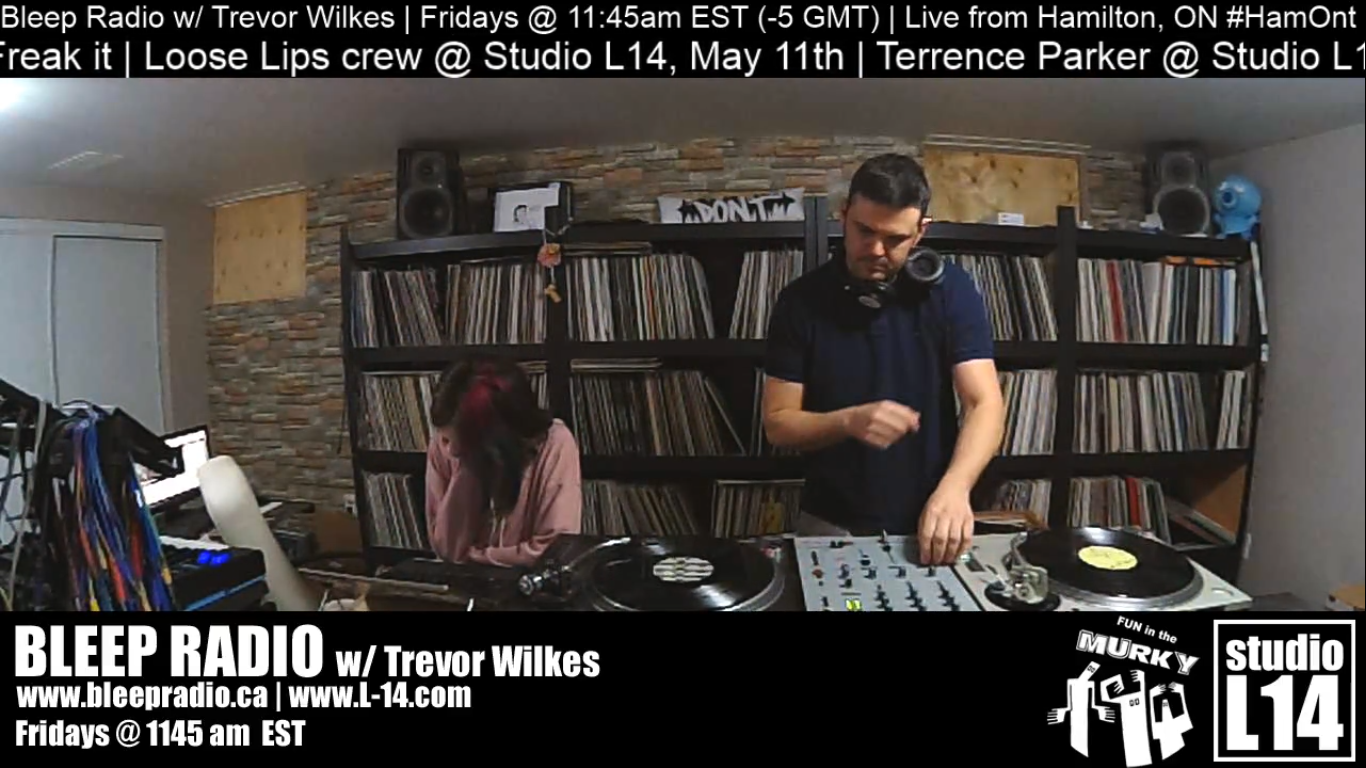 Bleep Radio #393 w/ Trevor Wilkes – April 5, 2019