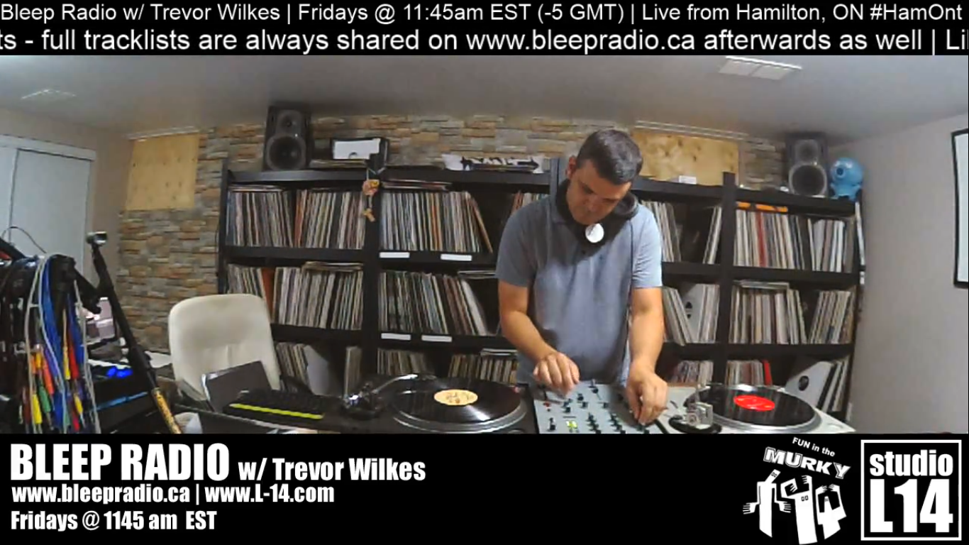 Bleep Radio #408 w/ Trevor Wilkes
