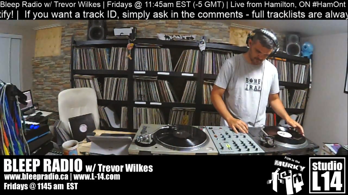 Bleep Radio #410 w/ Trevor Wilkes