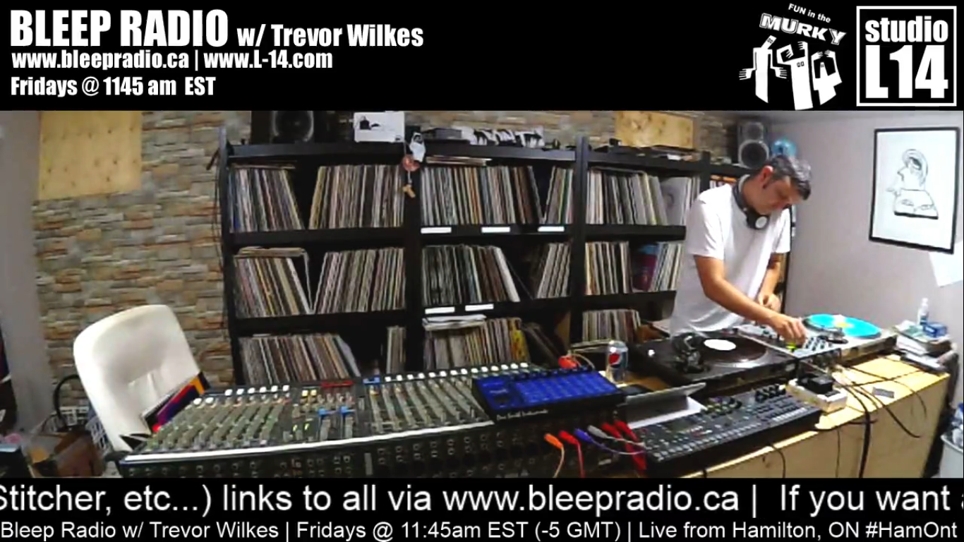 Bleep Radio #417 w/ Trevor Wilkes
