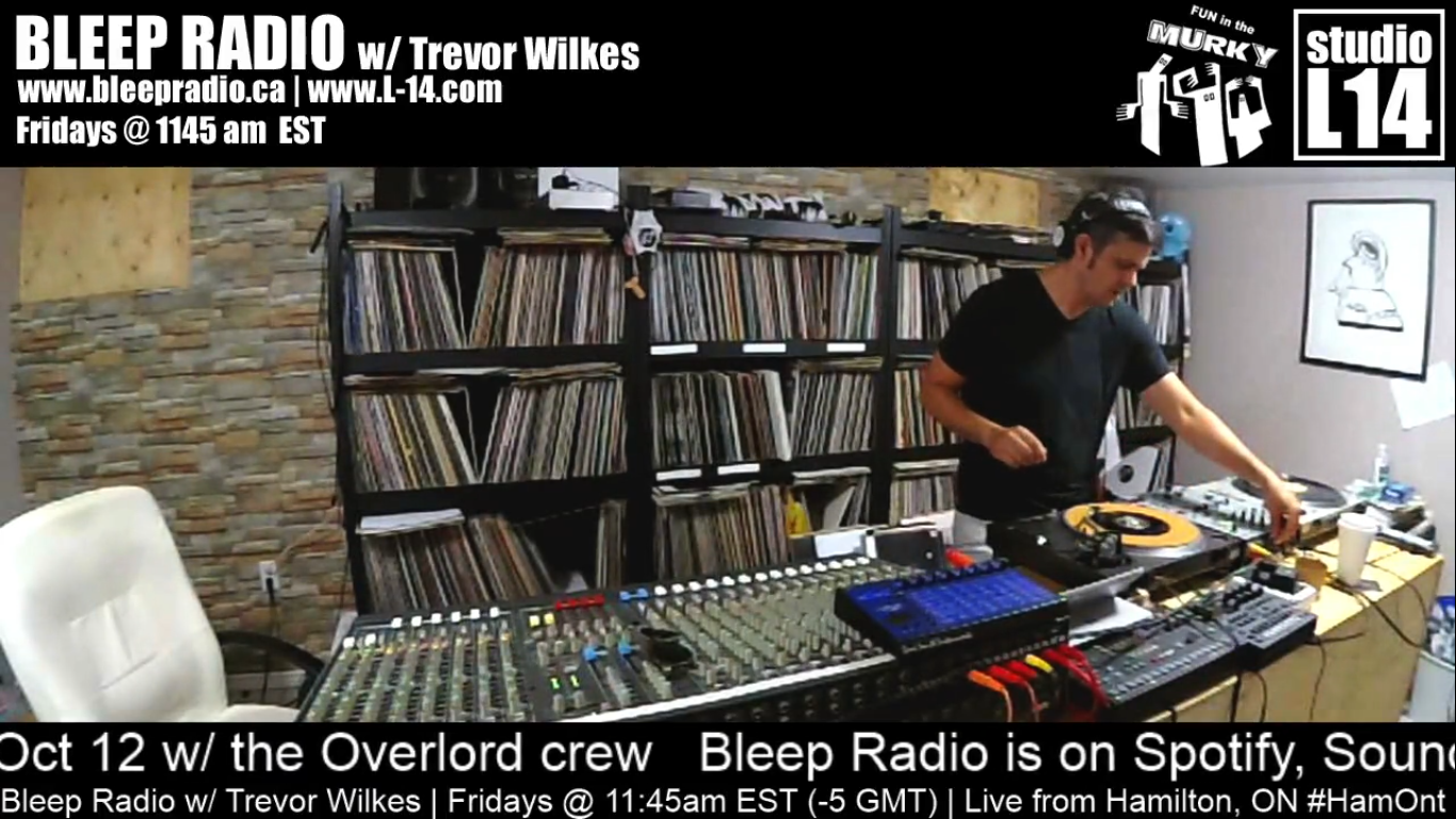 Bleep Radio #418 w/ Trevor Wilkes