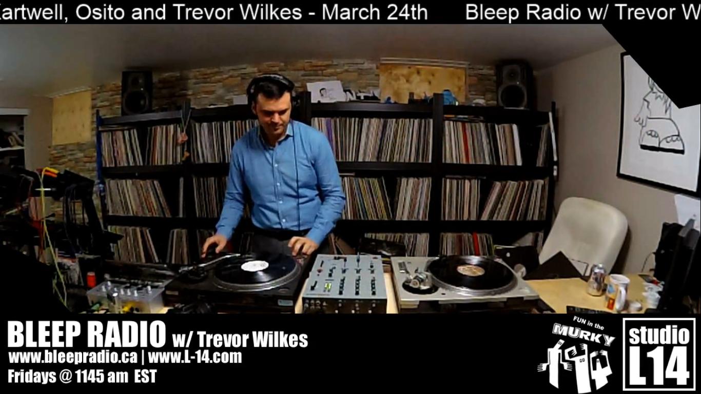 Mar 16, 2018 Live-stream w/ Trevor Wilkes