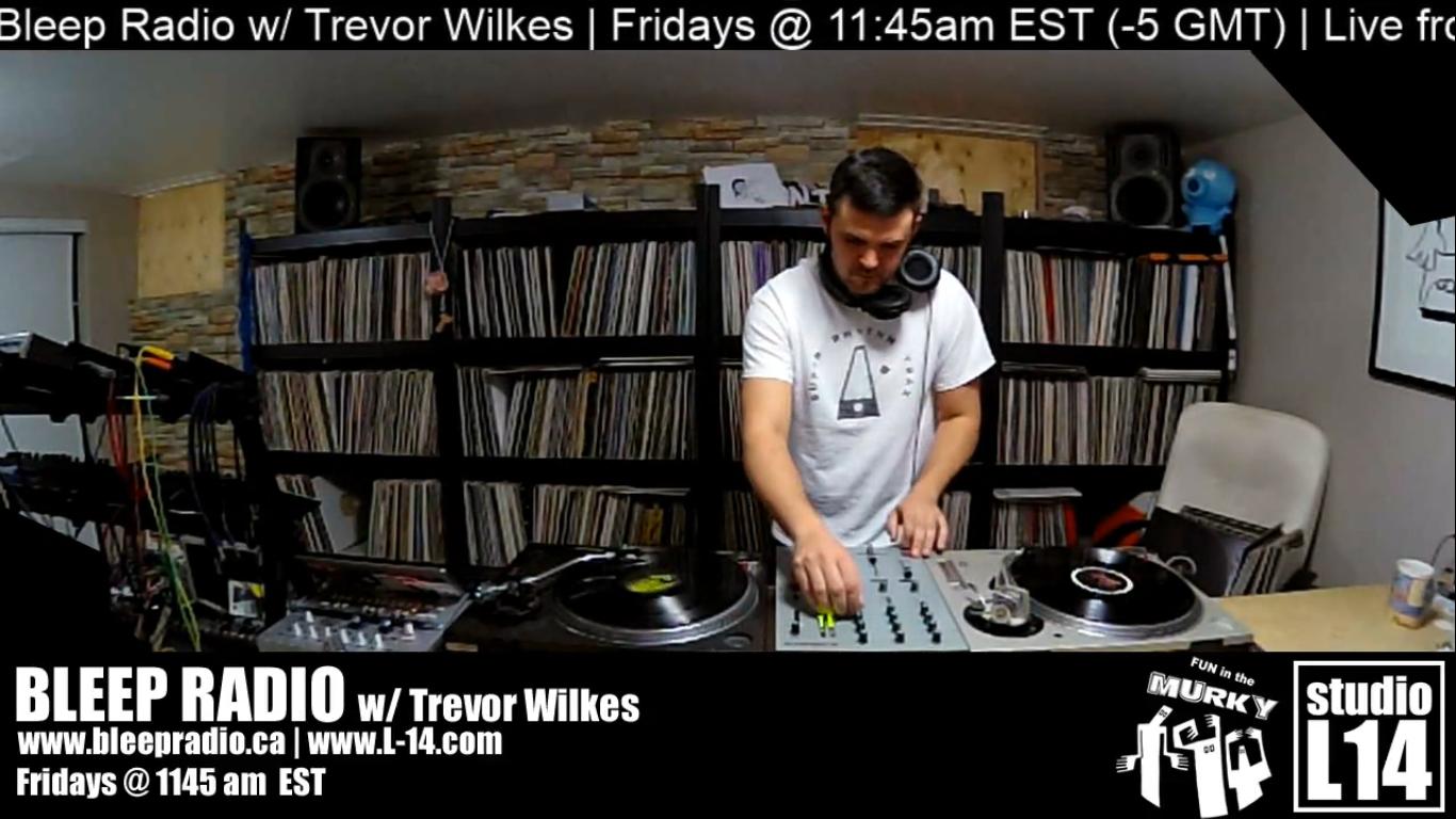 Apr. 1st, 2018 Live-stream w/ Trevor Wilkes