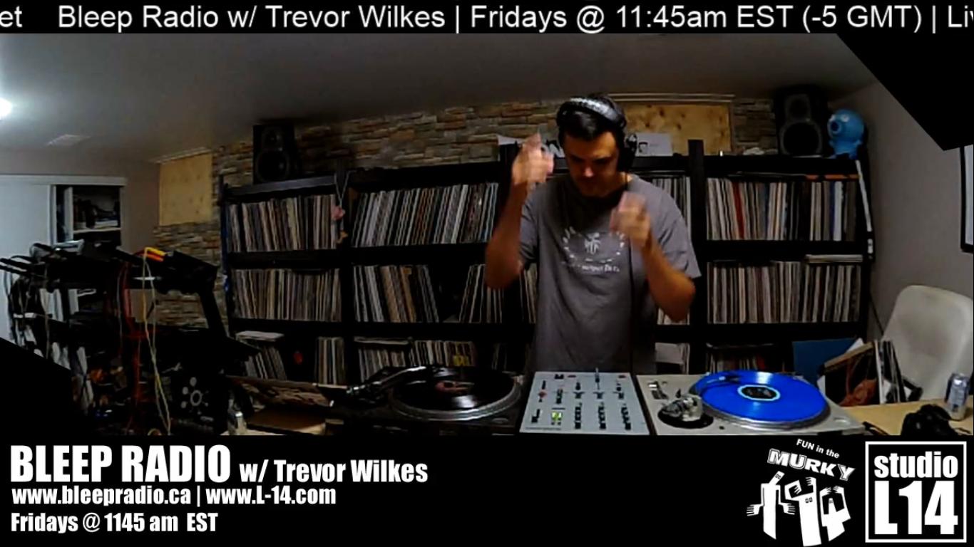June 8th, 2018 Live-stream w/ Trevor Wilkes