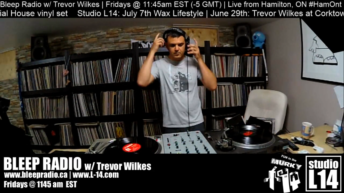 June 24th, 2018 Live-stream w/ Trevor Wilkes
