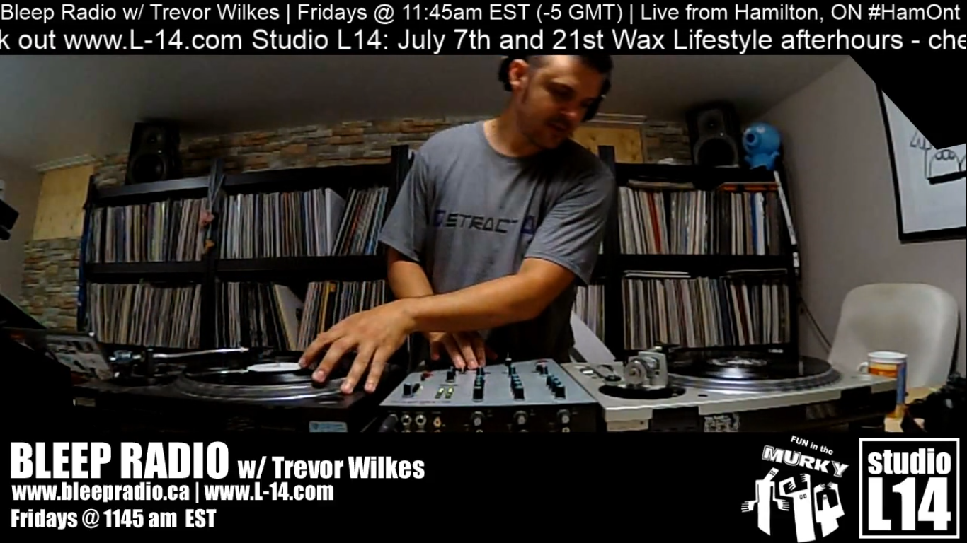 July 6th, 2018 Live-stream w/ Trevor Wilkes