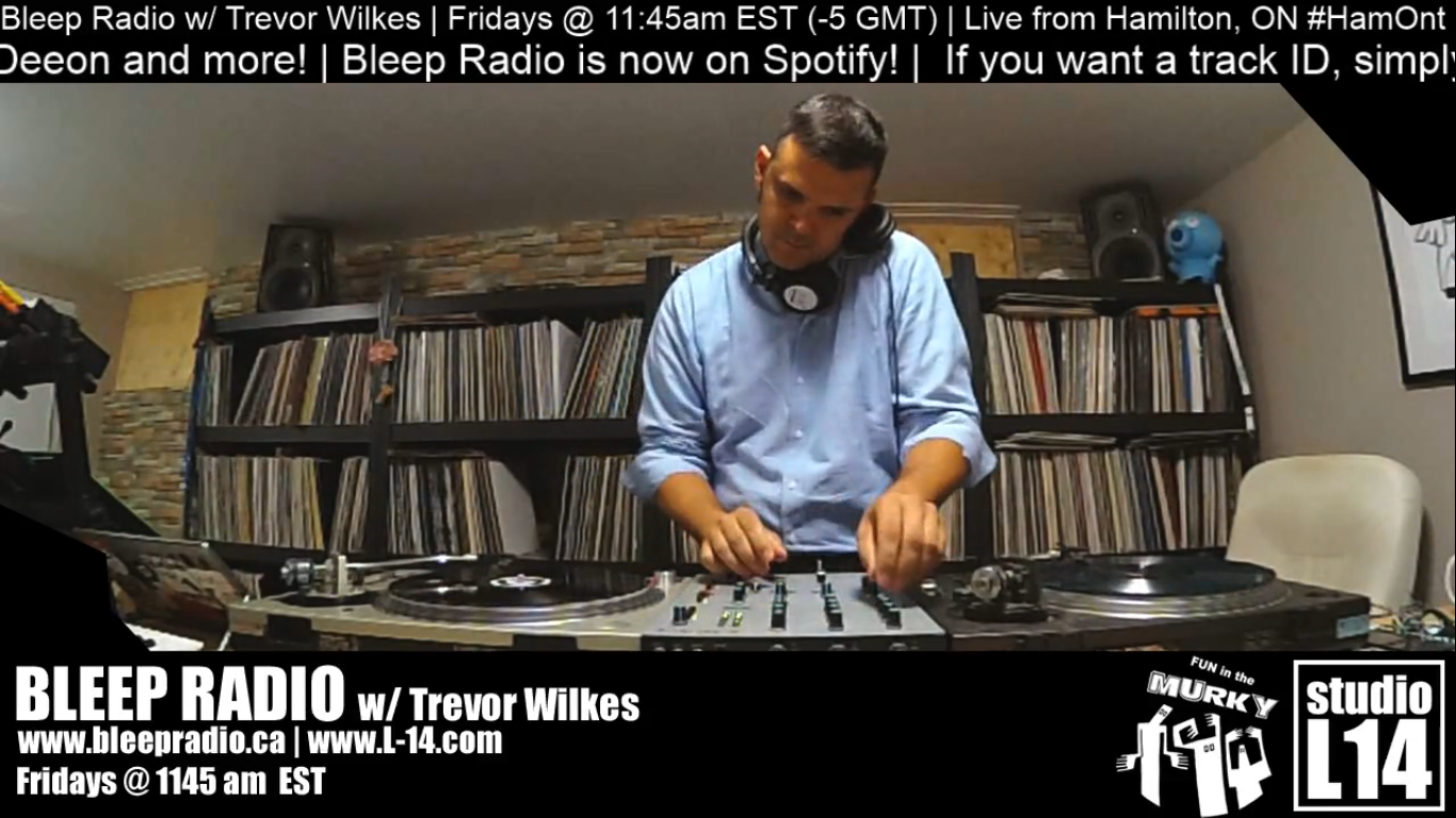 August 17th, 2018 Live-stream w/ Trevor Wilkes (Acid Mix!)