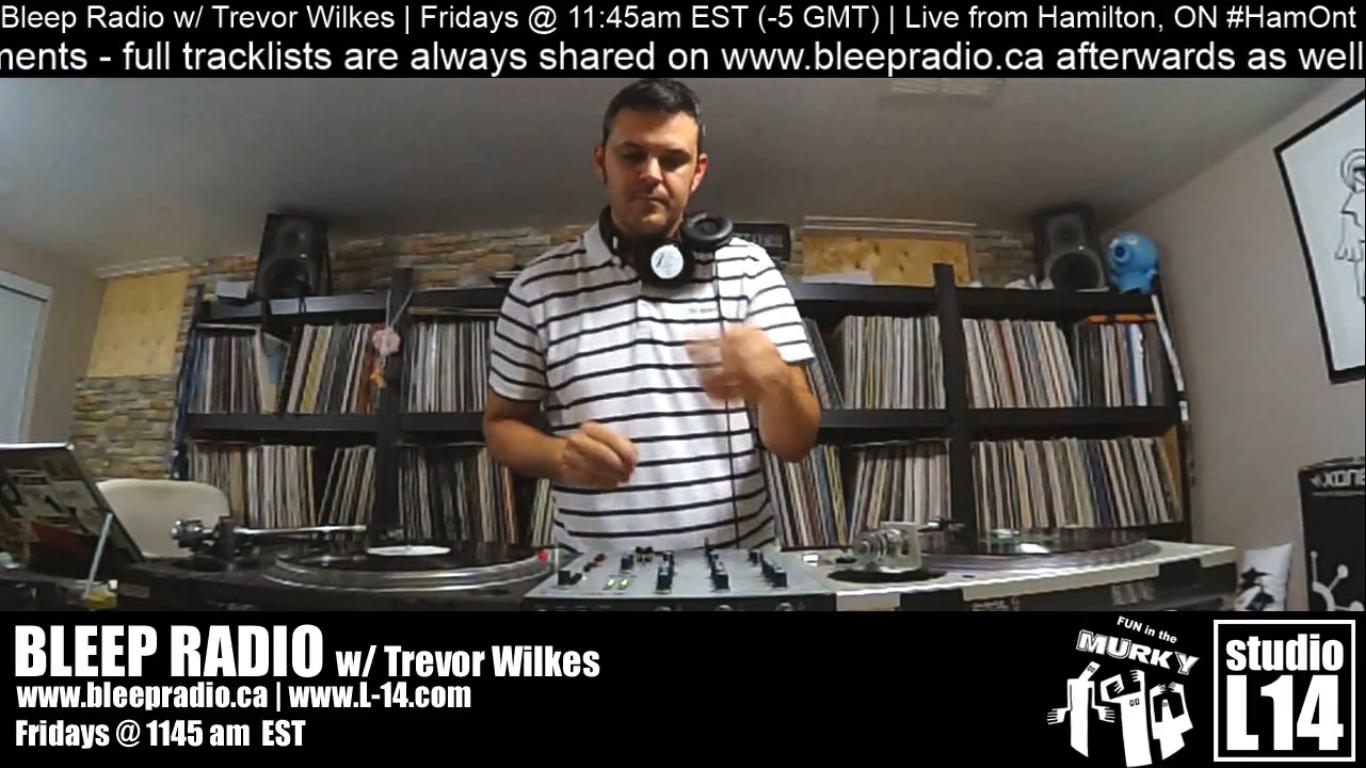 Sept 21st, 2018 Live-stream w/ Trevor Wilkes