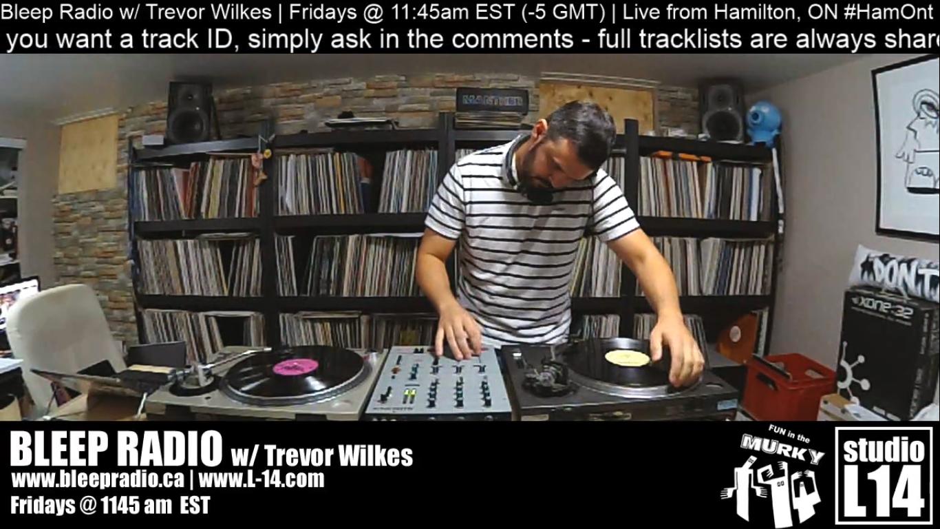 Nov 2nd, 2018 Live-stream w/ Trevor Wilkes