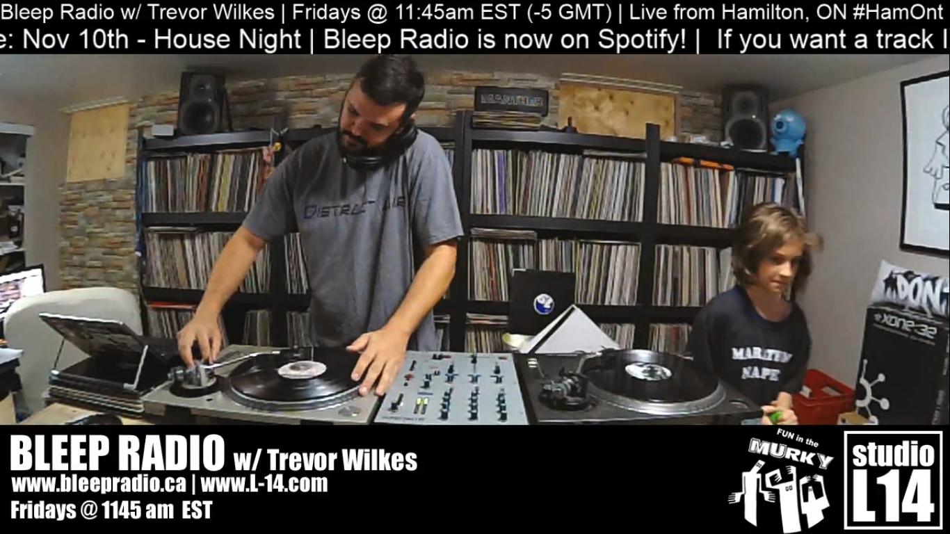 Nov 10th, 2018 Live-stream w/ Trevor Wilkes