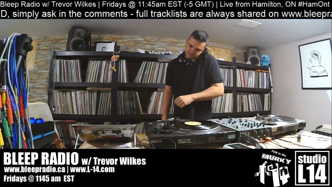 Bleep Radio #398 w/ Trevor Wilkes
