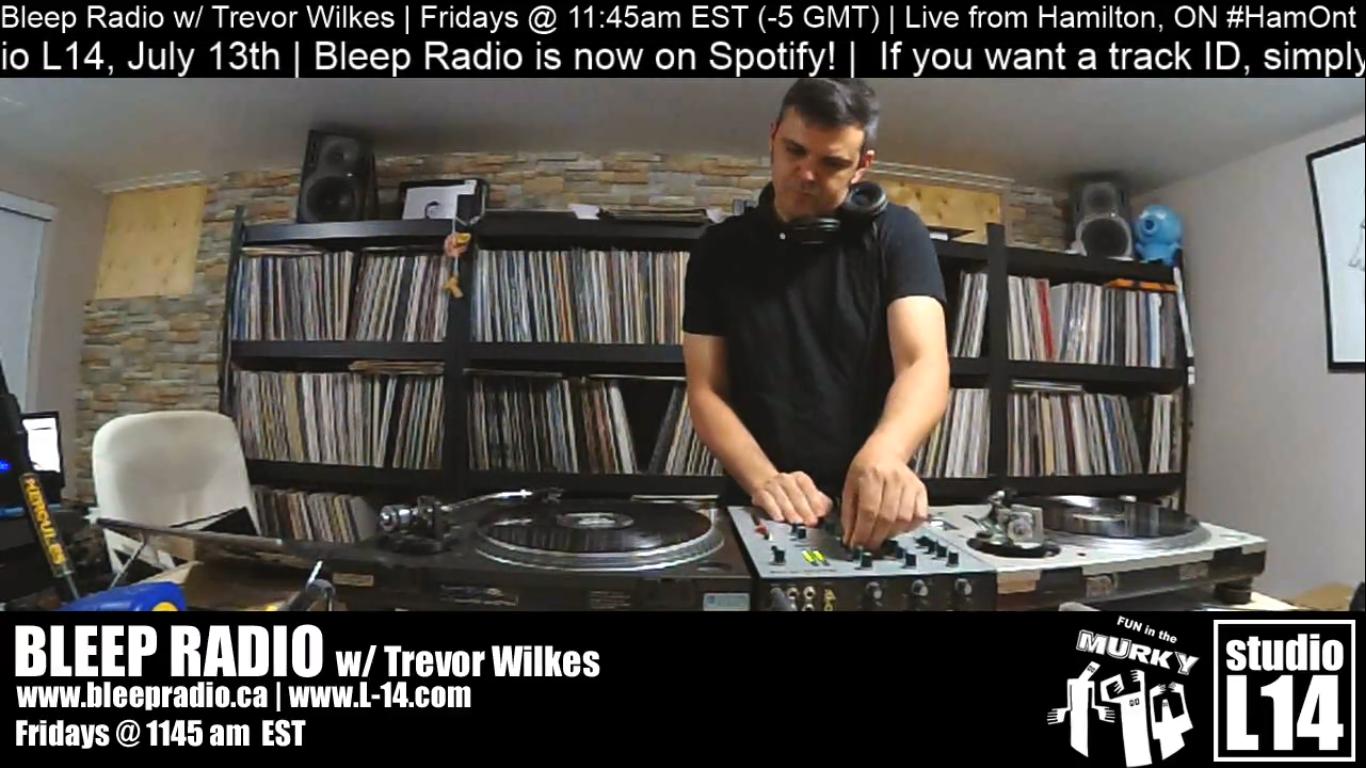 Bleep Radio #402 w/ Trevor Wilkes