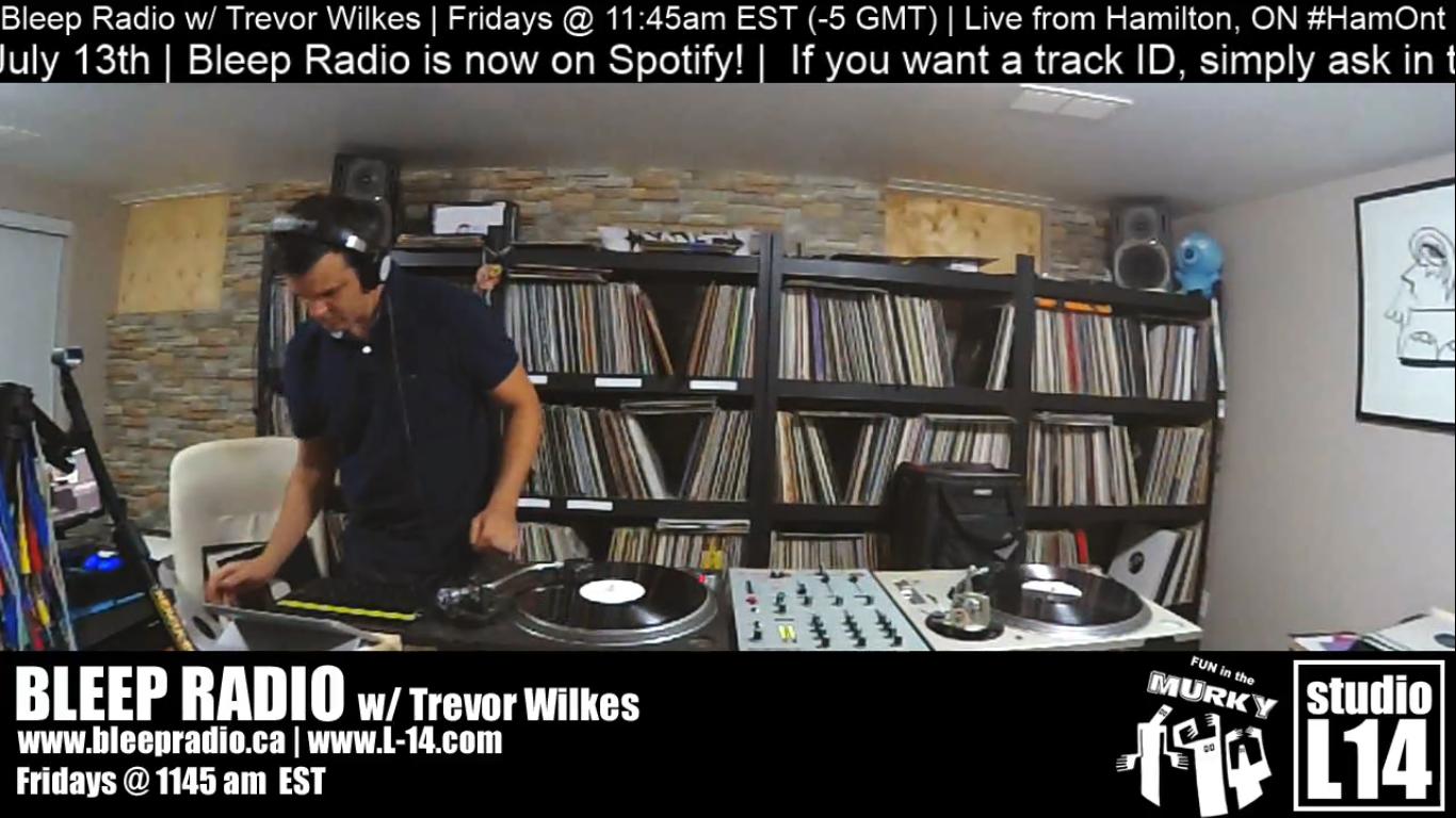 Bleep Radio #407 w/ Trevor Wilkes
