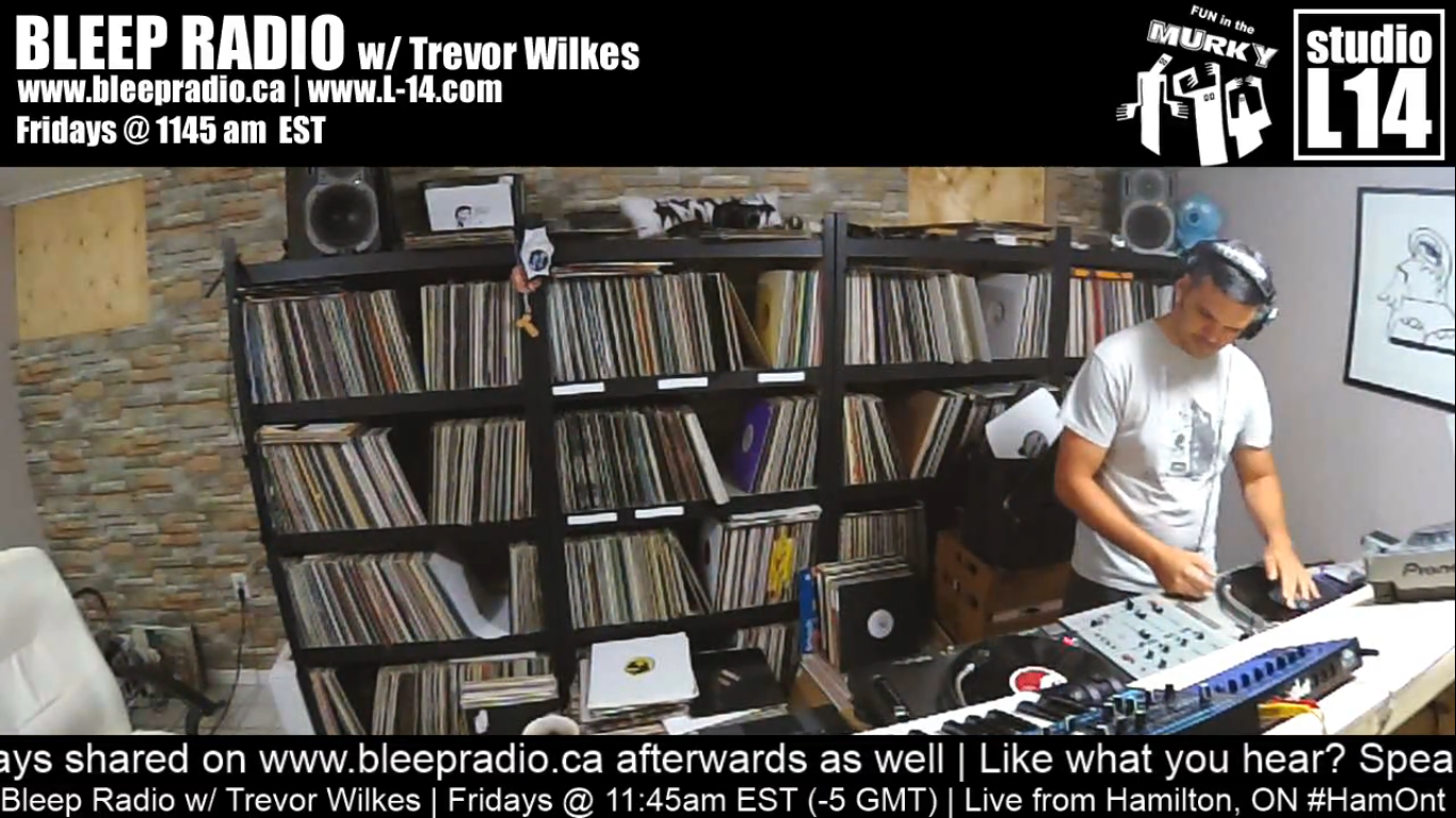 Bleep Radio #411 w/ Trevor Wilkes