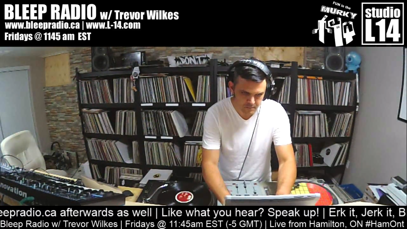 Bleep Radio #412 w/ Trevor Wilkes
