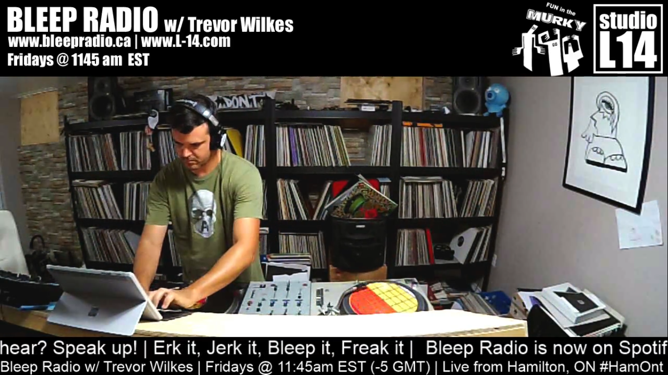 Bleep Radio #413 w/ Trevor Wilkes