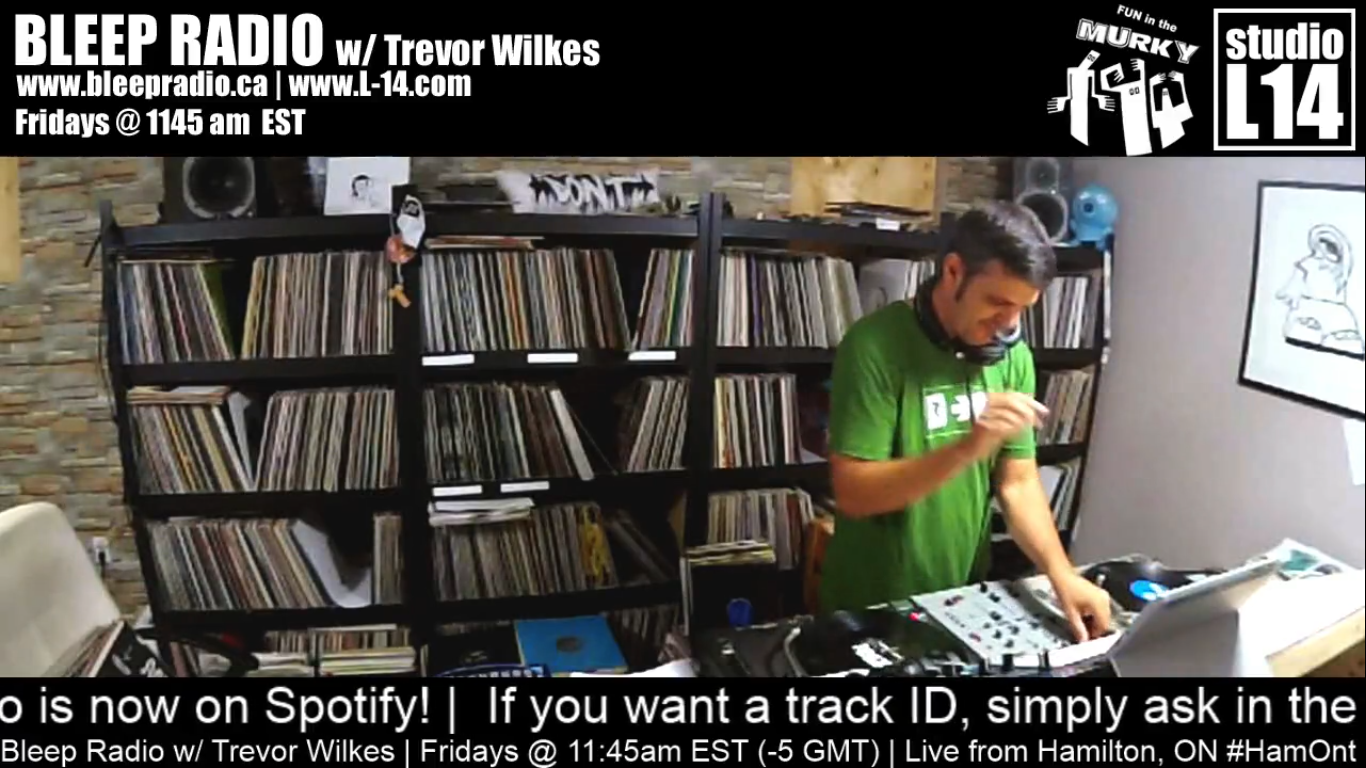 Bleep Radio #416 w/ Trevor Wilkes